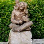 Till Eulenspiegel I 2014 I Bronze I Höhe 80 cm