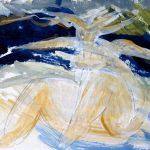 Gaia I 2013 I Mischtechnik I 40 x 20 cm