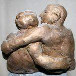 Das kleine Geheimnis 2 I 2005 I Bronze I Höhe 17 cm
