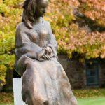 Selene I 2001 I Bronze I Höhe 120 cm