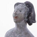 Fremde Frau I 2013 I Bronze bemalt I Höhe 40 cm I Öffentliche Versicherung Braunschweig