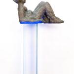 Gaia I 2013 I Bronze I Länge 100 cm I Planetarium Wolfsburg