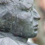Grazie I 2001 I Bronze I Höhe 130 cm I Mütterzentrum Salzgitter-Bad