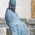 Papst Clemens 2 I 2005 I Bronze I Höhe 100 cm I Hornburg