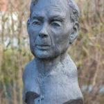 Rat Wosnitza I 2016 I Bronze I Höhe 70 cm I Salzgitter-Gebhardshagen